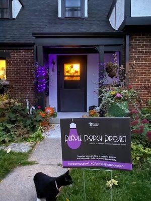 Purple Porch Project 2020